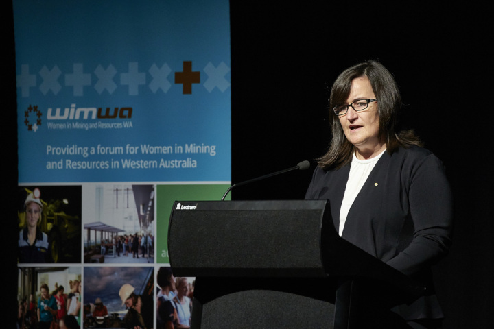 Sabina Shugg AM – WIMWA Summit 2015: Challenge, Resilience and Opportunity
