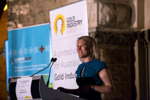 Gold Industry Group Presentation – Kelly Carter