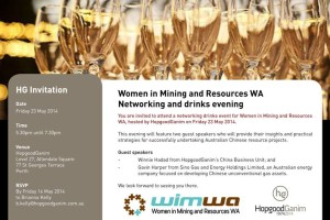 Networking drinks