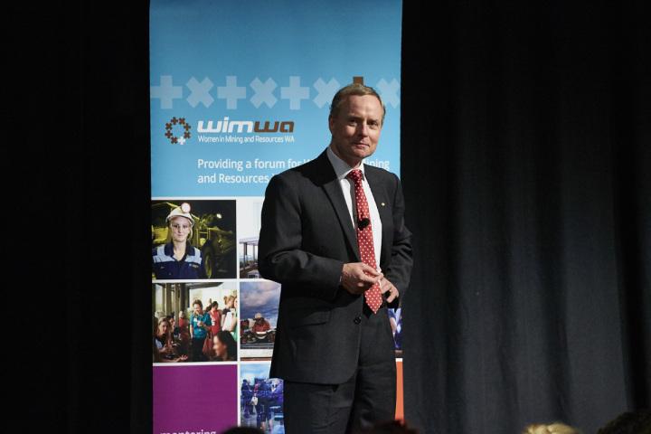 WIMWA Summit 2015 – Lt General David Morrison AO