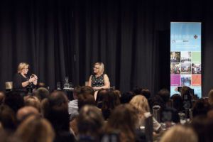 International Day for the Elimination of Violence against Women  – Rosie Batty in conversation with Rebecca Prain