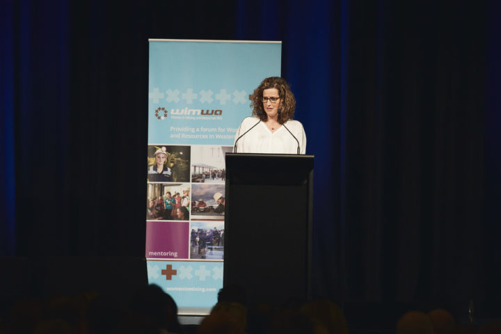 WIMWA SUMMIT 2017 –  Challenging stereotypes and unconscious bias and succeeding: 2016 CME WIRA Award winner Yvonne Fahey